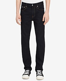 Men's Austin Slim-Fit Stretch Blue Jeans