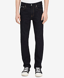 Calvin Klein Jeans Men's Austin Slim-Fit Stretch Blue Jeans,CKJ 026