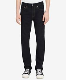 Calvin Klein Jeans Men's Austin Slim-Fit Stretch Blue Jeans