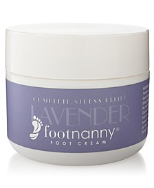 Lavender Foot Cream, 8-oz.