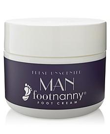 Man Foot Cream, 8-oz.