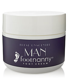 Footnanny Man Foot Cream, 8-oz.
