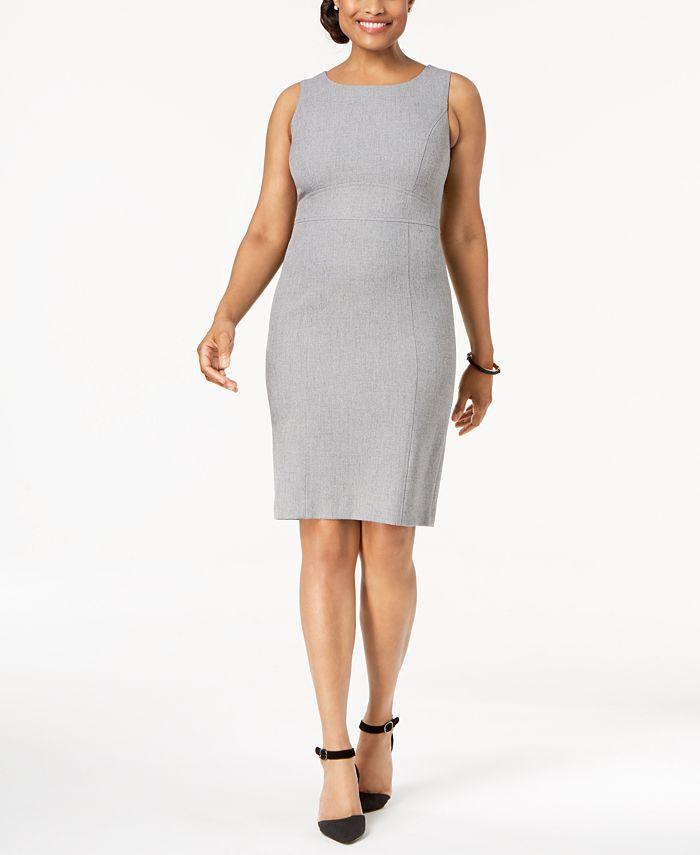 Kasper - Sleeveless Sheath Dress