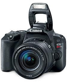 Canon EOS Rebel SL2 EF-S Kit