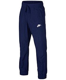 Nike Big Boys Woven Jogger Pants