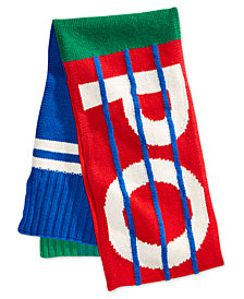 Polo Ralph Lauren Men's Bring it Back Stadium Scarf