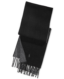 Polo Ralph Lauren Men's Classic Reversible Scarf