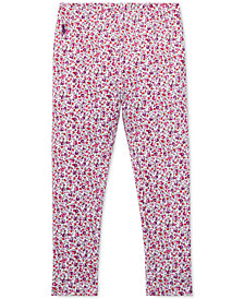 Polo Ralph Lauren Little Girls Leggings
