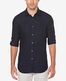 Perry Ellis Men's Textured Shirt