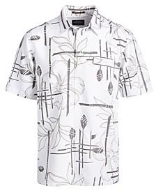 Quiksilver Men's Paddle Out Short Sleeve Shirt