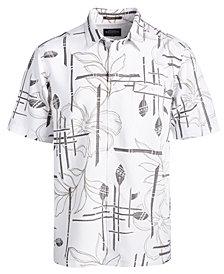 Quiksilver Men's Waterman Paddle Out Shirt