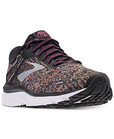 2ff71de4fb6ee Brooks Women s Adrenaline GTS 18 Running Sneakers from Finish Line