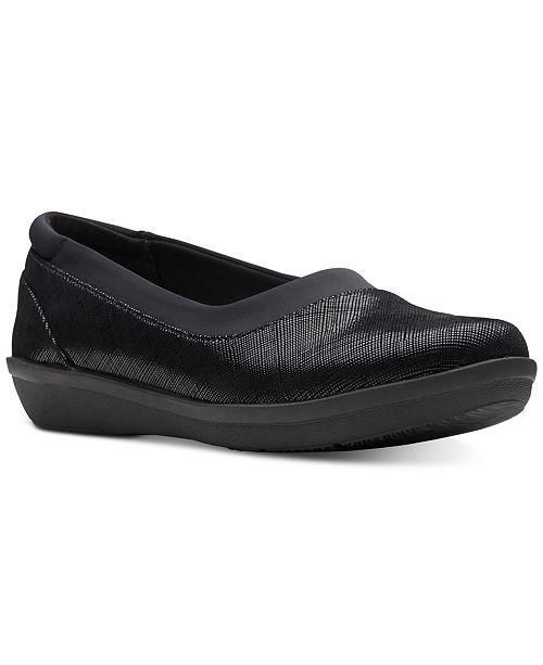 159cfccbb13 ... Clarks Collection Women s Ayla Pure Cloudsteppers Flats