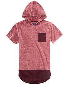 Univibe Big Boys Preserve Pocket Hooded T-Shirt