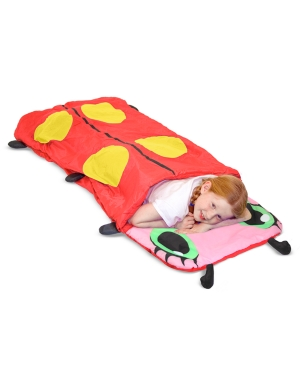 Melissa and Doug Kids Toy,  Mollie Sleeping Bag