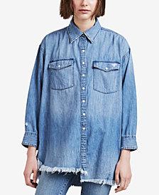 Levi's® Naza Oversized Cotton Shirt