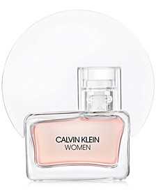 Receive a Complimentary Women Eau de Parfum Spray Mini with any large spray purchase from the Calvin Klein Women fragrance collection