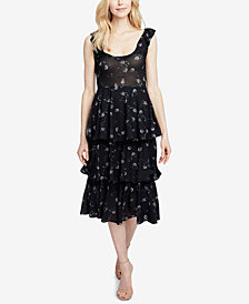 RACHEL Rachel Roy Tiered Ruffle Dress, Created for Macy's