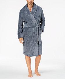 Club Room Men's Plush Robe, Created for Macy's