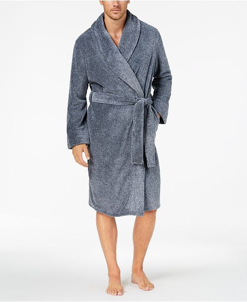 4710006801 ... Club Room Men s Plush Robe