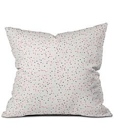 Little Arrow Design Co Hugs and Kisses XO Throw Pillow