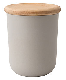 "BergHOFF Leo Collection 5.3"" Bamboo Covered Canister"