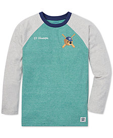 Polo Ralph Lauren Big Boys Polo Bear Cotton Baseball T-Shirt