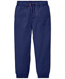 Polo Ralph Lauren Toddler Boys Poplin Cotton Jogger Pants
