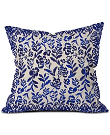 Gabriela Fuente Johnas Throw Pillow