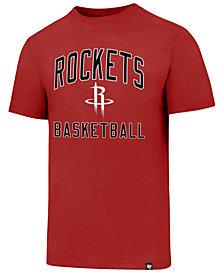 '47 Brand Men's Houston Rockets 6th Man Club T-Shirt