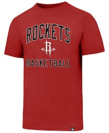 '47 Brand Men's Houston Rockets 6th Man Club T-Shirt