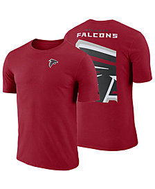 Nike Men's Atlanta Falcons Crew Champ T-Shirt