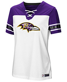 Majestic Women's Baltimore Ravens Draft Me T-Shirt 2018