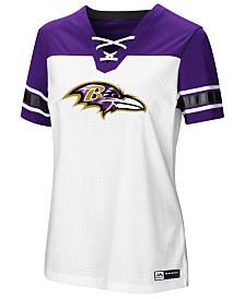 Majestic Women's Baltimore Ravens Draft Me T-Shirt 2018