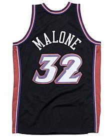 Men's Karl Malone Utah Jazz Hardwood Classic Swingman Jersey