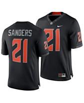 e7fd8ebf2ce Nike Men s Barry Sanders Oklahoma State Cowboys Player Game Jersey