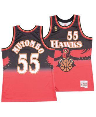 Dikembe Mutombo Atlanta Hawks