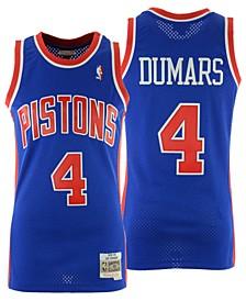 Men's Joe Dumars Detroit Pistons Hardwood Classic Swingman Jersey