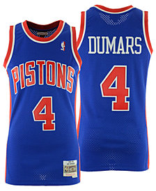 Mitchell & Ness Men's Joe Dumars Detroit Pistons Hardwood Classic Swingman Jersey