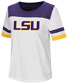 Colosseum Women's LSU Tigers Show Me the Money T-Shirt