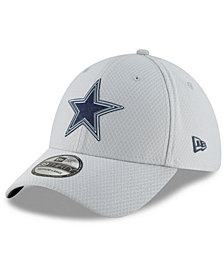 New Era Dallas Cowboys Training 39THIRTY Stretch Fitted Cap 2018