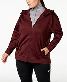 Nike Plus Size Performance Fleece Hoodie