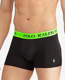 Polo Ralph Lauren Men's Stretch Microfiber Boxer Briefs