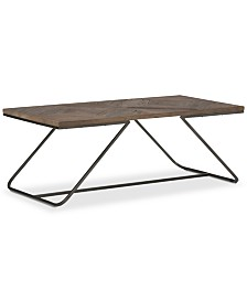 Ganim Coffee Table, Quick Ship