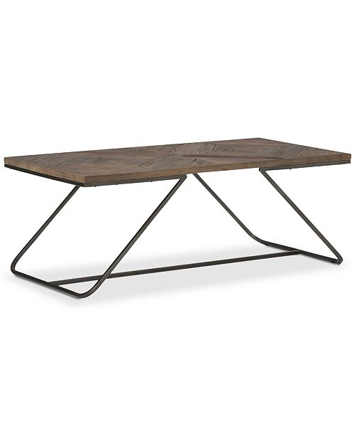 Simpli Home CLOSEOUT! Ganim Coffee Table