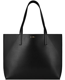 Receive a Complimentary Black Tote with any $115 purchase from the Donna Karan Women's fragrance collection