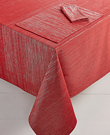 "CLOSEOUT! Homewear  Aland 60"" x 102"" Tablecloth"