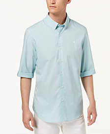 G-Star RAW Men's Rain Printed Shirt, Created for Macy's
