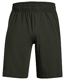 "Under Armour Men's Logo 10"" Shorts"