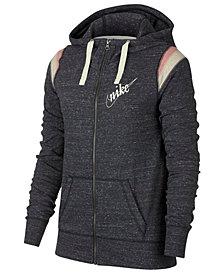 Nike Sportswear Gym Vintage Zip Hoodie